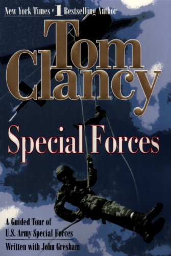 Commando Special Forces (Special Forces: A Guided Tour of U.S. Army Special Forces (Tom Clancy's Military Referenc))