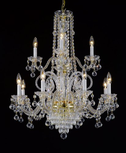 New crystal chandelier murano venetian style chandeliers lighting crystal chandelier murano venetian style chandeliers lighting 28quot aloadofball Image collections