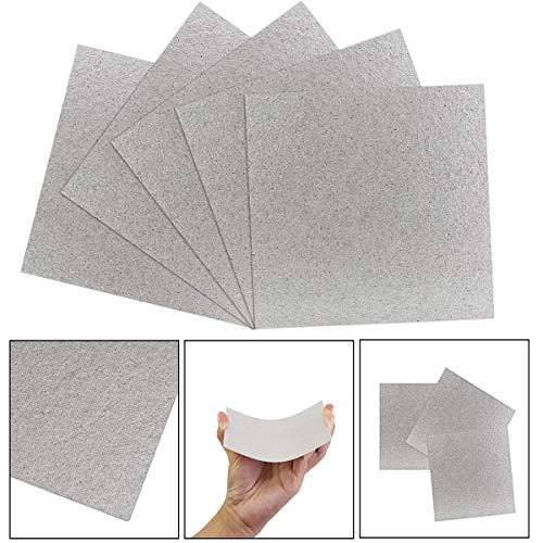 Placas de mica microondas,Mengger 12pcs Carton Microondas 13cm x ...