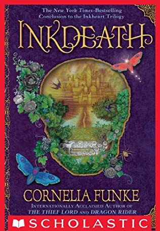 book cover of Inkdeath