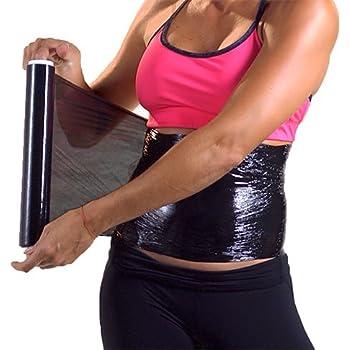 Amazon.com : 2 Osmotic Plastic Body Wrap Paper Cellulite Waist ...