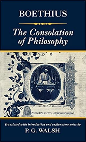 consolation of philosophy book 4