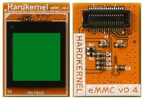 16GB ODROID C2 eMMC 5.0 Module with Android OS