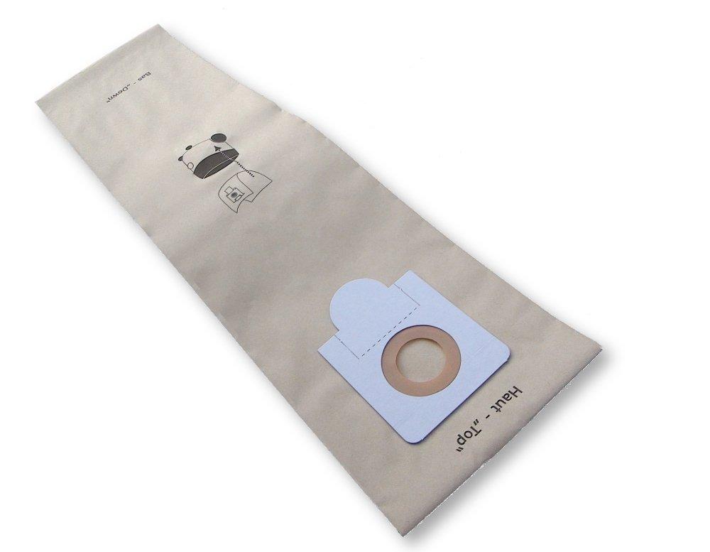 4Sacs de Fein Filtre à poussière Kallefornia k332pour Kärcher Professional NT 48/1sac filtre