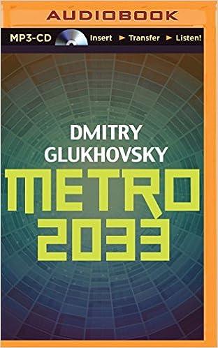 Metro 2033 Audiobook Free