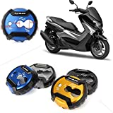 GZYF CNC Motorcycle Seat Lock Cover Cap Ignition