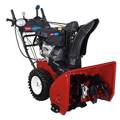 Snow Blower Gas Powered Toro Premium OHV 302cc Power Max HD by Toro
