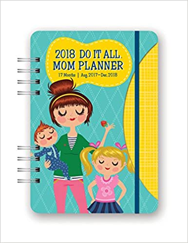 Do It All Planner (Mom Edition)