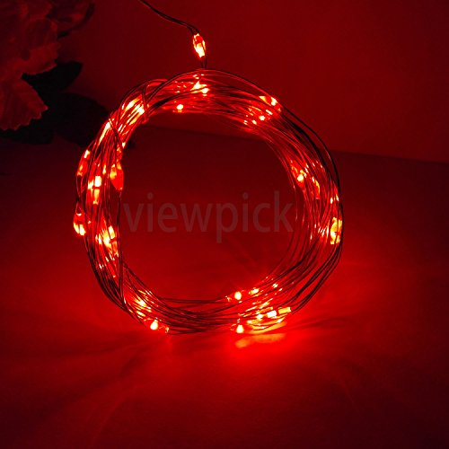 Red Led Fairy Lights - 3