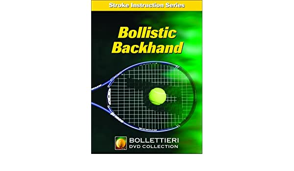 Bollistic Backhand [DVD] [Reino Unido]: Amazon.es: Cine y ...