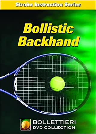 Nick Bollettieris Stroke Instruction Series: Bollistic Backhand DVD