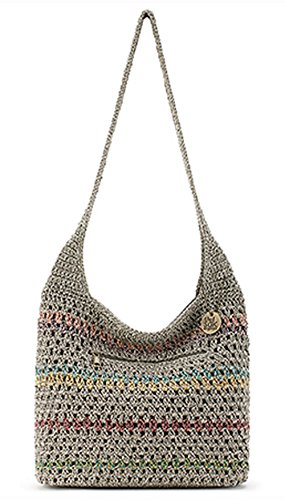 The Sak Riviera Hobo Bag (O/S, Wayfarer Stripe)