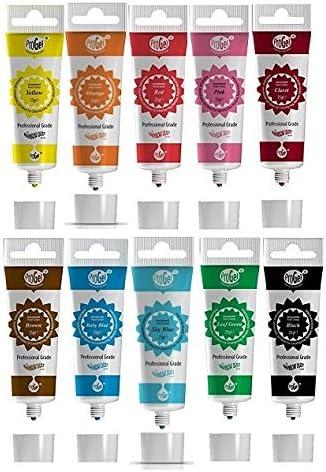 Rainbow Dust ProGel Gel colorante alimentario profesional ...