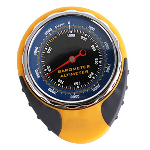 4 in1 Digital Altimeter Barometer Compass Thermometer for Outdoor Camping Hiking by Generic