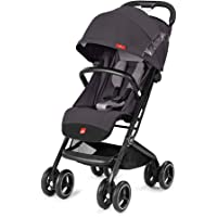 GoodBaby Qbit+ Stroller, Silver Fox Grey