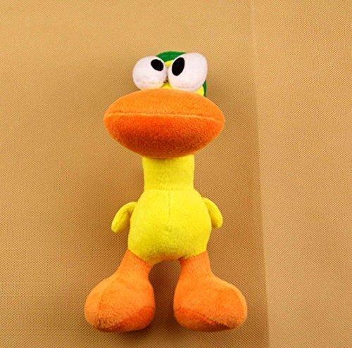 Besttime 22cm Pocoyo Pato Duck Doll Plush Toy by Besttime