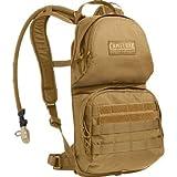 CamelBak M.U.L.E. MilTac 100oz 3 Liter Hydration Backpack Hydration Plus Cargo Coyote 61701