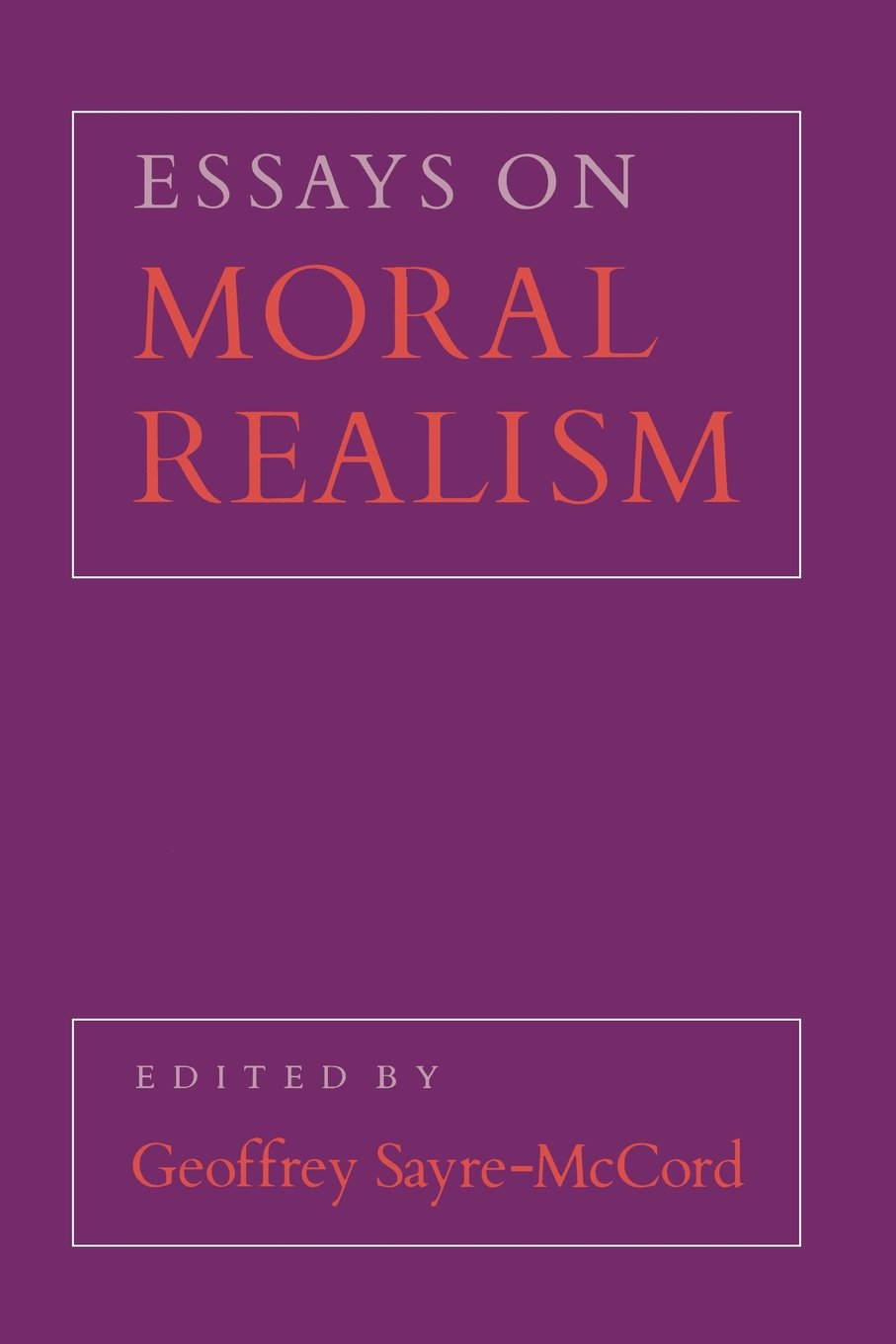 essays on moral realism cornell paperbacks amazon co uk essays on moral realism cornell paperbacks amazon co uk geoffrey sayre mccord 9780801495410 books