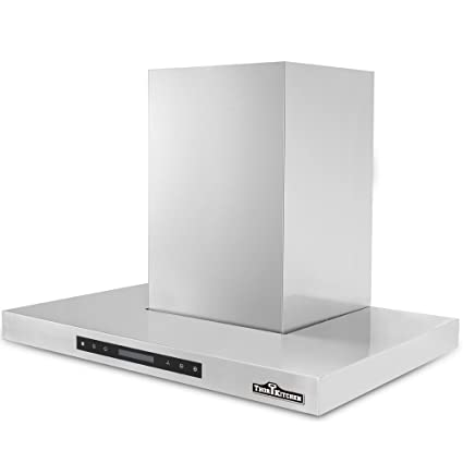 HRH3604U 36u0026quot; Under Cabinet Wall Mounted Kitchen Range Hood Vent With  Touch Sensor Control
