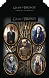 Dark Horse Deluxe Game of Thrones Character Magnet (3 Set)
