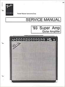 fender 39 93 super amp guitar amplifier service manual repair guide fender electronics sunn. Black Bedroom Furniture Sets. Home Design Ideas