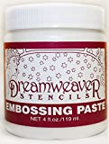 Dreamweaver Stencils Embossing Paste White