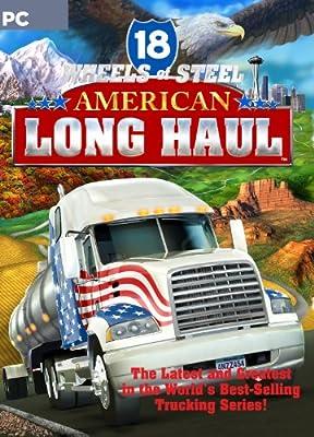 18 Wheels of Steel American Long Haul [Online Game Code]