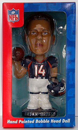 Hand Painted Bobble Head - Genuine Hand Painted Bobble Head Doll: Brian Griese Collectible Series
