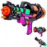 Big Water Pistol Water Gun Squirt Pump Action