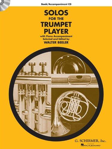 Solos for the Trumpet Player Bk/online - Trumpet G Schirmer