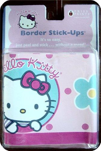- Hello Kitty Border Stick-Ups