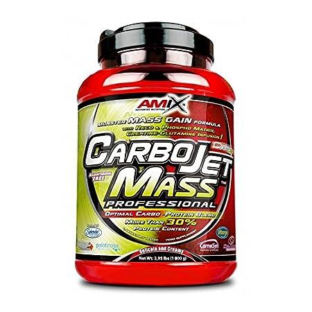 Amix Carbojet Mass Professional Carbohidratos - 3000 ...