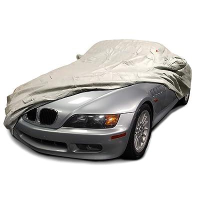 CarsCover Custom Fit 1996 1997 1998 1999 2000 2001 2002 BMW Z3 Roadster Car Cover Heavy Duty Weatherproof Ultrashield Covers: Automotive