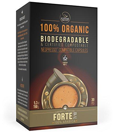 Nespresso Compatible Kiss Me Organics