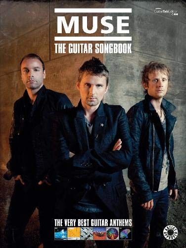Muse Guitar Songbook: (Guitar Tab)