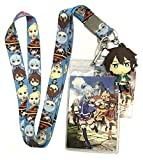 Konosuba - Group Lanyard