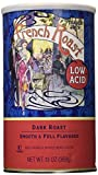 Trader Joe's Low Acid French Roast Coffee - 13 Oz. (Dark Roast, Whole Bean)