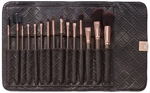 e Rose Gold Brush Set ()