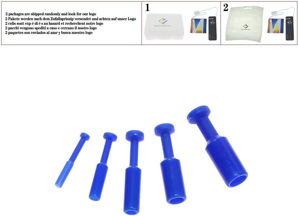 12MM,10mm 10X Pneumatique Bleu En Nylon Bouchon Bouchon De Tuyau Tuyau Tuyau Push Fit Connecteur Air Ligne 4//6//8//10