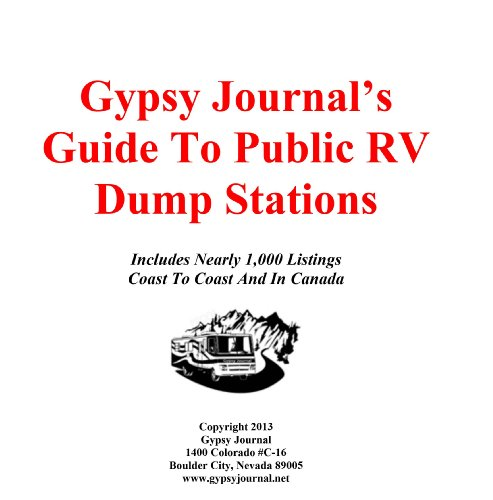 Gypsy Journal's Guide To RV Dump Stations - Rv Dump Stations