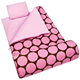Big Dots Pink Original Sleeping Bag