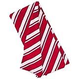 Hallmark Candy Cane Striped Throw Blanket, 50x60 Pillows & Blankets