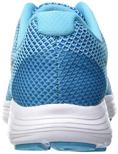 Blu Bl pht 3 Nike Ry Silver Donna Corsa gmm gm metallic Scarpe Da Revolution Bl YFHqBg