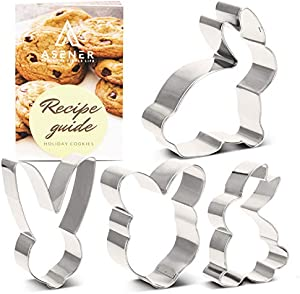 Sweepstakes: Easter Bunny Cookie Cutter Set – Tin Plated…