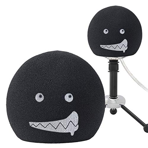 YOUSHARES Blue Snowball Pop Filter product image