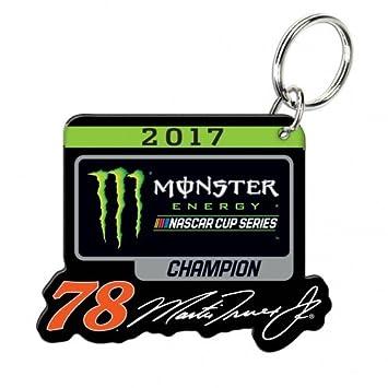 Martin Truex Jr. 2017 Monstruo energía Nascar Champion ...