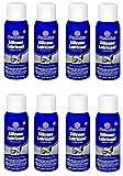 Permatex  80070 Silicone Spray Lubricant, 10.25 oz. net Aerosol Can (8 Pack)