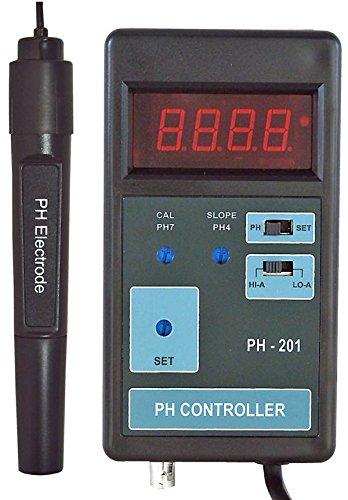 PH Controller PH-201 mit Elektrode