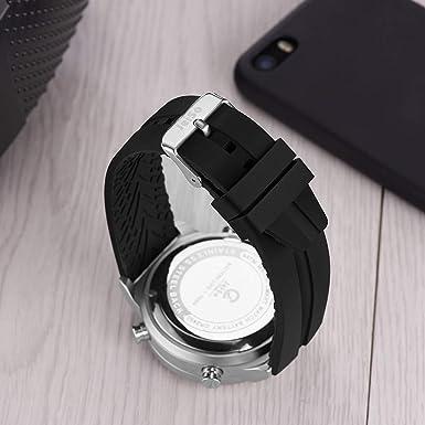 Jeiso Fashion Smart Watch Wristband Sports Fitness Activity Luminous ...