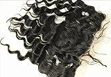 DaJun Hair 6A Lace Frontal Closure 13''*4'' European 100% Human Hair Body Wave Natural Colour (trademark:DaJun)
